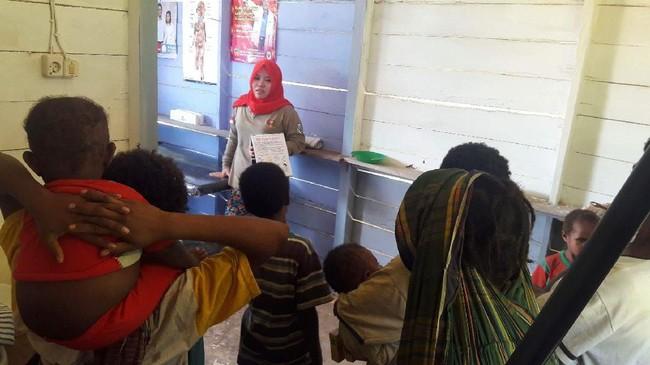 Sedihnya! Wanita Papua Diasingkan di Hutan Jelang Bersalin - 6