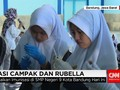 Kementerian Kesehatan Gelar Imunisasi Massal Campak Rubella