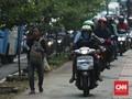 Operasi Tertib Trotoar Hari Pertama Jaring 240 Kendaraan