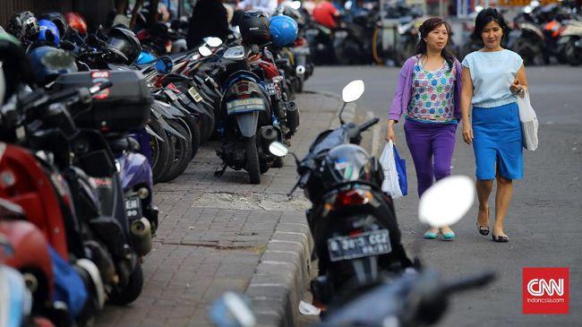 Bulan Tertib Trotoar, Ikhtiar Mengembalikan Hak Pejalan Kaki