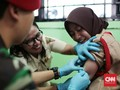 IDAI Sebut Indonesia Darurat Campak Rubella