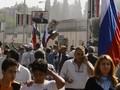 Serangan Mortir Hantam Kedutaan Rusia di Damaskus