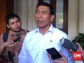 Menpan RB Konsultasi dengan Wiranto Soal Pansel Badan Siber