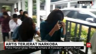 Jerat Kasus Narkoba Artis Indonesia