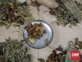 Polisi Sebut Terduga Teroris di Sumedang Penjual Obat Herbal