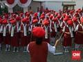 Muhadjir Minta Sekolah Nyanyikan Indonesia Raya Versi Lengkap