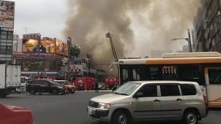 Api Lalap Pasar Tsukiji, Situs Wisata Favorit di Jepang