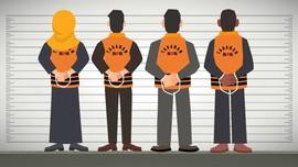 Deretan Jaksa Nakal yang Ditangkap KPK