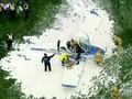 Pesawat Jatuh di Australia, 2 Orang Dilarikan ke Rumah Sakit