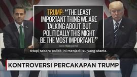 Kontroversi Percakapan Trump dengan Pemimpin Dunia