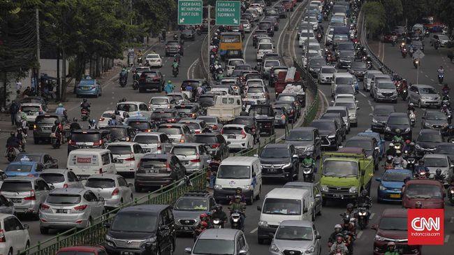 Dinas LH Sebut Debu Pembangunan MRT Cemarkan Udara Jakarta