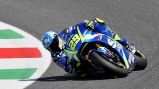 Andrea Iannone Tinggalkan Suzuki Usai MotoGP 2018