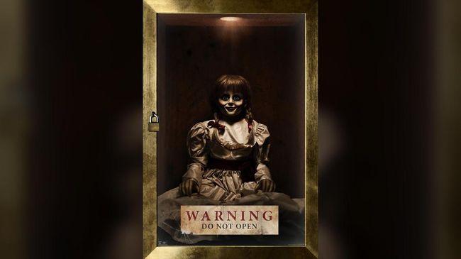 Annabelle Ingin 'Pulang' ke Rumahnya di Trailer Terbaru