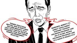 Barisan Menteri yang 'Disemprot' Jokowi