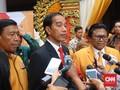 Simbiosis Mutualisme Dukungan Politik Jokowi