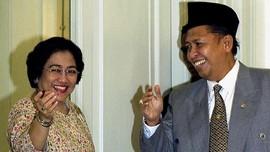 Sambangi PPP, PDIP Kenang 'Kawin Paksa' Mega-Hamzah