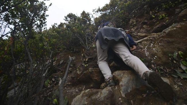 Pendaki yang Hilang di Gunung Muro Ditemukan Selamat