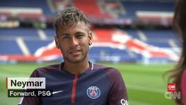 VIDEO: Neymar Ogah Jadi Nomor Dua di Samping Messi