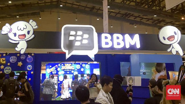 31 Mei, BlackBerry Messenger Berhenti Beroperasi