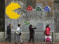 Karya Seniman Invader Jadi Incaran Pencuri di Paris