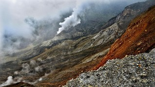 Status Gunungapi Indonesia, 4 Siaga, 18 Waspada