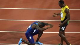 Kecepatan Lari Bolt Dibandingkan dengan Citah