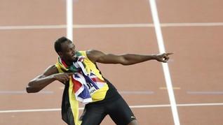 Usain Bolt, Penggemar Ronaldo yang Mengaku Mirip Messi
