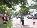 Susahnya Jadi Pejalan Kaki di Ibu Kota