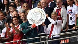 Wenger Bersemangat Ulangi Catatan Positif di Wembley