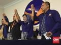 Demokrat Buka Peluang Koalisi dengan PDIP