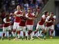 FOTO: Sejarah Tercipta di Arsenal vs Chelsea