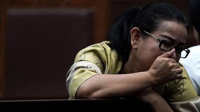 Jaksa Putar Rekaman saat Miryam Curhat Diintimidasi DPR