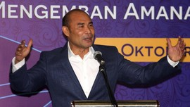 Viktor Laiskodat Maju jadi Calon Gubernur NTT