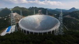 Tak Terurus, Teleskop Raksasa Pemburu Alien Terbengkalai