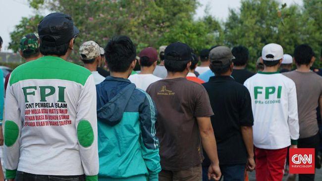 FPI DKI Imbau Umat Islam Tak Turun ke Jalan Saat Tahun Baru