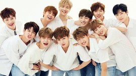 Wanna One Lempar 'Boomerang' Lewat Album Mini