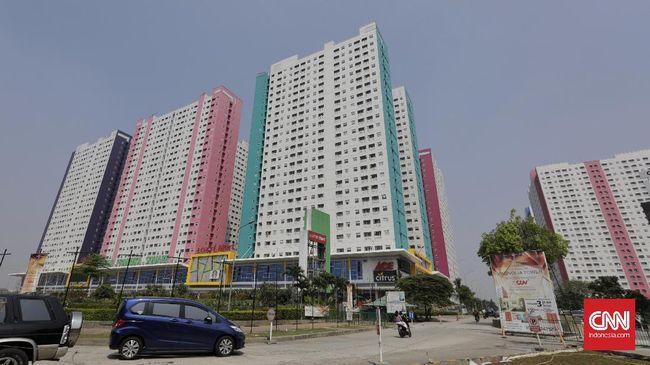 Sewa Apartemen Istana Harmoni - 3+1 BR (110 m2) Fully