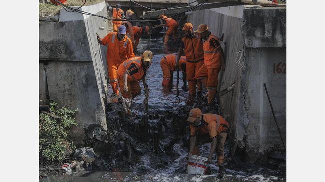 PUPR Percepat Pembangunan Pengolahan Air Limbah Jakarta
