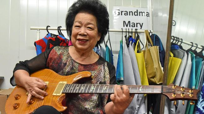 Mary Ho, Nenek Rocker dari Singapura