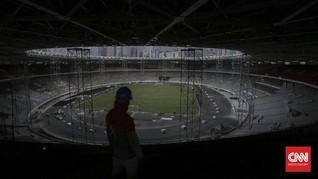 Musim Depan, Persija Jakarta Ingin Kembali Bermarkas di GBK