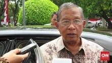 Menko Darmin Pertanyakan Celah Korupsi dari Impor Pangan