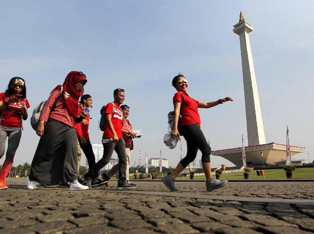 Acara ini merupakan perlombaan menyelesaikan 7 misi berbeda di 7 titik lokasi di sekitar Jakarta dengan menggunakan moda transportasi khas Jakarta saat ini, yaitu Bus Transjakarta dan KRL.