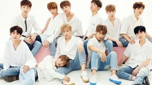 Lagu Baru Wanna One Bocor ke Internet