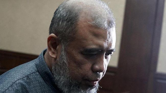 Patrialis Akbar: Vonis 8 Tahun Penjara Sudah Takdir Allah