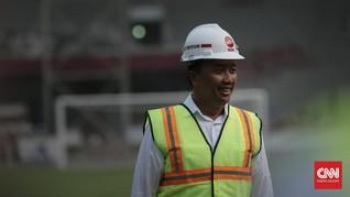 Menpora Tak Bisa Bantu Dana Timnas Indonesia Putri