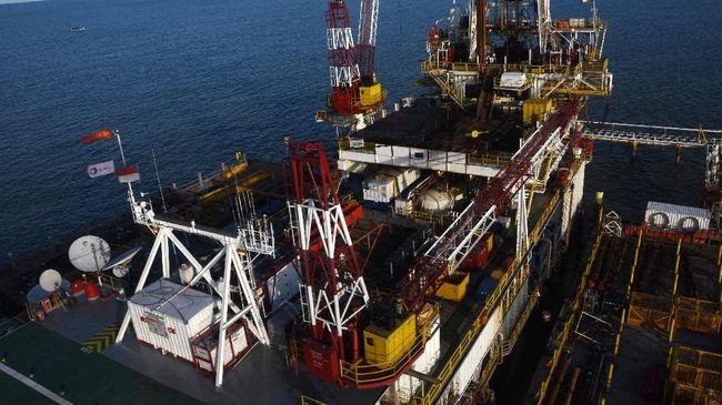 Lifting Gas Blok Mahakam Cuma 75 Persen dari Target APBN 2018