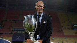Varane: Zidane Manusia Setengah Dewa