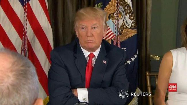 Trump Ancam Korut dengan Api dan Kemarahan