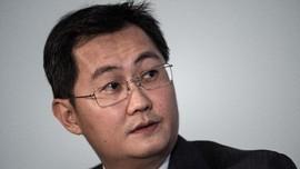 Ma Huateng Geser Bos Alibaba jadi Orang Terkaya di China