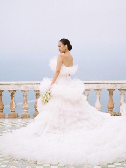 Wow, Sosialita Ini Gelar Pesta Pernikahan 3 Hari 3 Malam di Italia